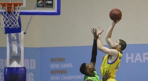 37 точки на Павел Иванов спряха устрема на Берое