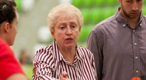 Юлия Стоянова: Въпреки трудностите, останахме единственият женски отбор в София