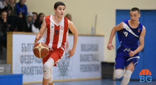 ЦСКА отказа Левски в дерби при кадетите