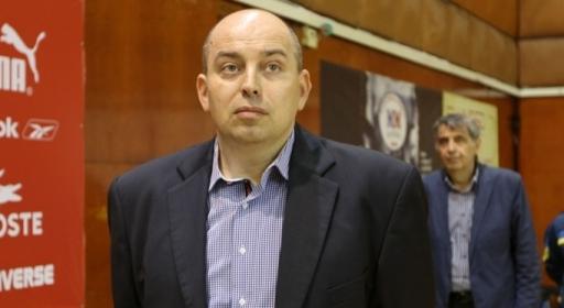 Стефан Михайлов: Борихме се всичките 40 минути
