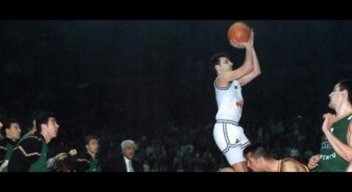 Александър Джорджевич – легендата от Истанбул, 1992 (видео)