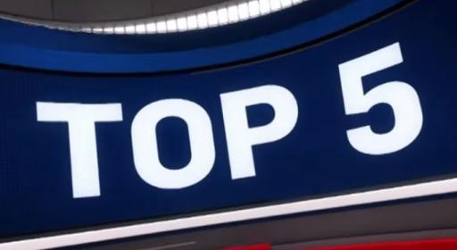 Кауай Ленард заслужи първо място в Топ 5 от миналата нощ (видео)