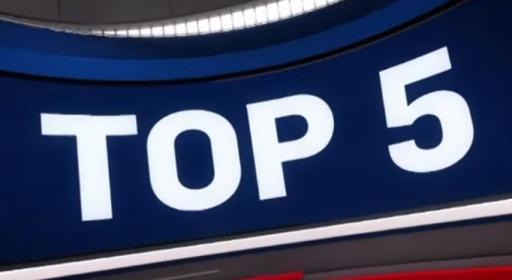Кайл Лаури оглавява топ 5 на вечерта в НБА (видео)