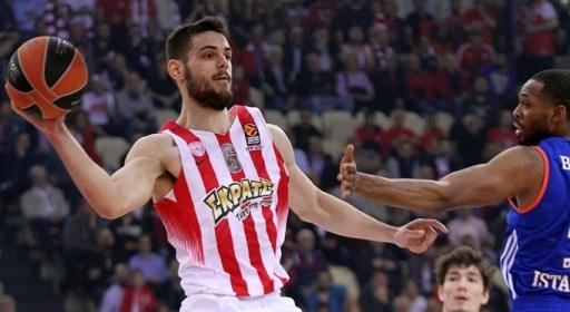 Убедителен Олимпиакос поведе на Анадолу Ефес (видео)