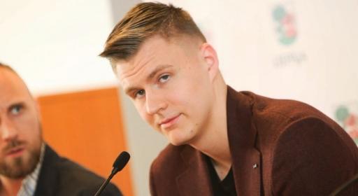 Кристапс зарадва Латвия, ще играе на Европейското