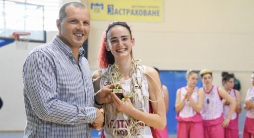 Благотворителен турнир в помощ на Ивона Илиева