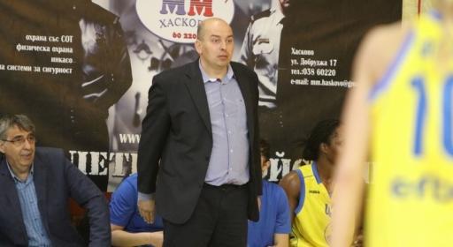 Стефан Михайлов: Бяхме на върха, задачата ни е да се върнем отново там