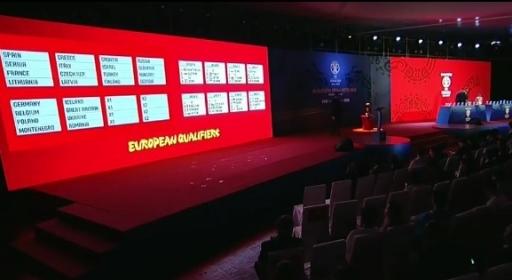 Жребият за световните квалификации в Зона Европа