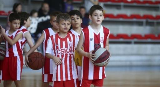 ЦСКА с детски училищен турнир на 13 и 14 май