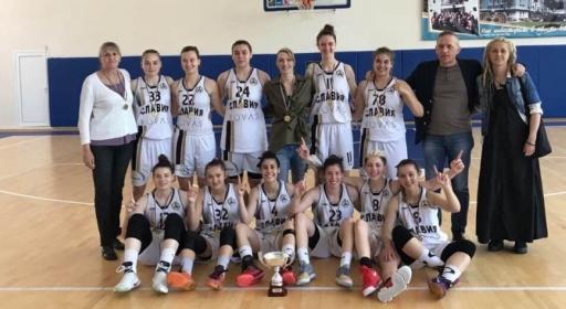 Славия спечели Купата на БФБ за девойки