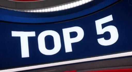 Топ 5 на изпълненията от първия мач между Бостън и Кливланд (видео)