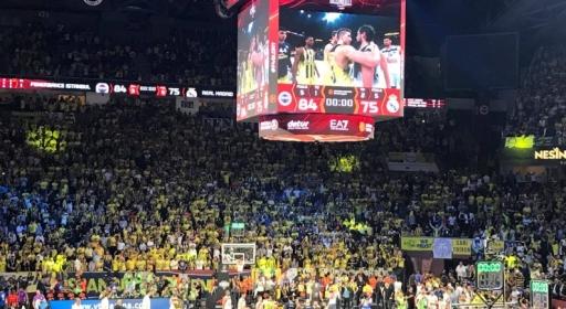 Фенербахче ще играе за титлата в Евролигата у дома