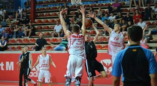 Юношите на Академик завършиха трети на турнира в Скопие