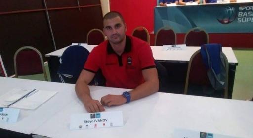 Стойо Чолаков представи България на ежегодната Конвенция по минибаскетбол
