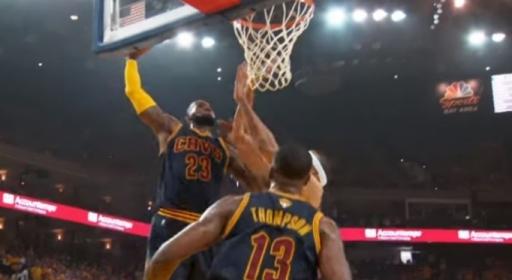 Най-добрите забивки от финала в НБА (видео)