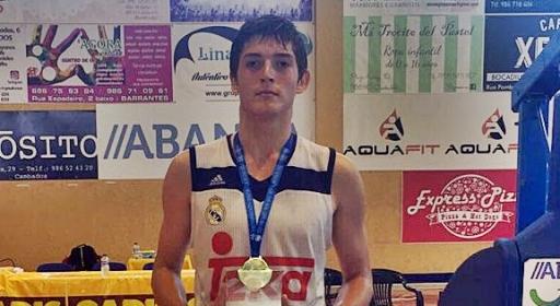 Уникален: Константин е MVP на финалите в Испания!