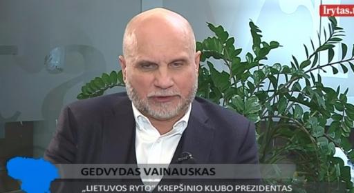 Президент на литовски клуб с крайно расистко изказване