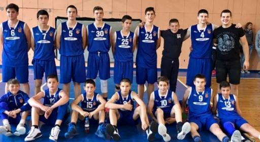 Академик Пд, Рилски спортист, Левски и Доростол отиват на финалите за момчета (14)