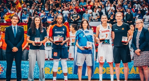 Алба Торенс е MVP на Евробаскет 2017