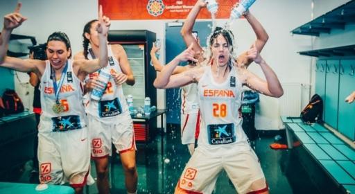 Галерия от шампионската радост на Испания