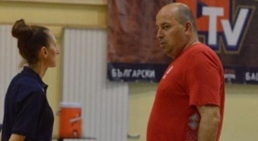 Стефан Михайлов: Хубаво е, че ще срещнем най-добрия отбор в Европа