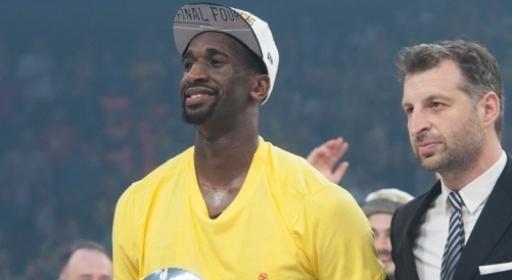 MVP на Файнъл 4 на Евролигата се завръща в НБА