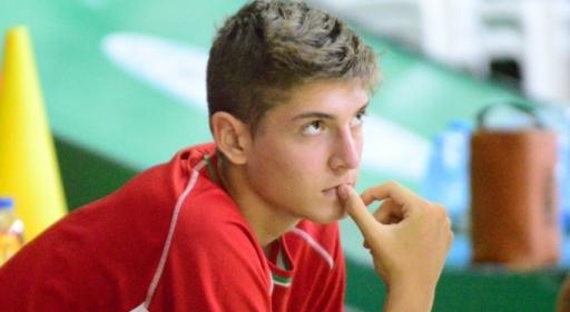 Константин Костадинов вече е в лагера на кадетите