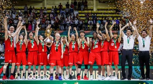 Япония стана шампион на Азия за жени