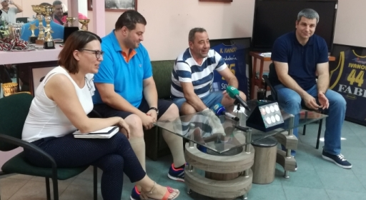 Дарин Великов: Изпълнихме това, което имахме като визия