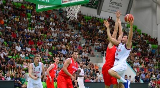 Убедителна България в първото домакинство