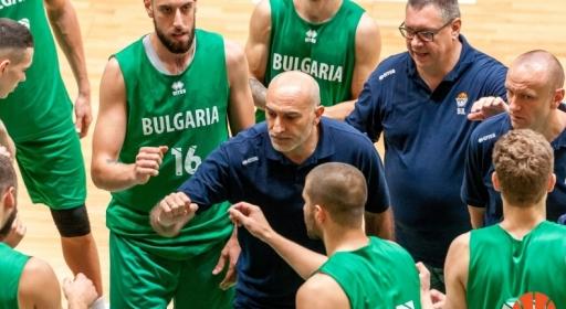 Гледайте на живо квалификацията България - Беларус