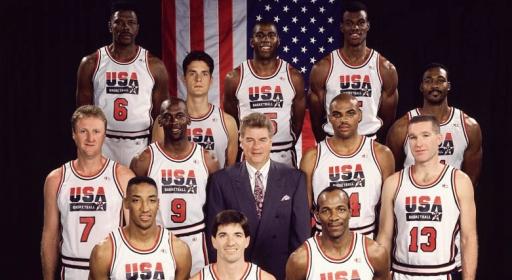 25 години от първия финал на оригиналния Dream team (видео)