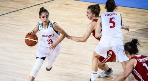 Решителният мач на девойките срещу Финландия на живо в BGbasket.com