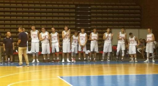 Третият мач на момчетата (16) на живо в BGbasket.com