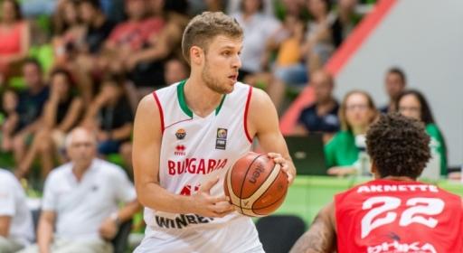 Александър Везенков: Надявам се да играя за България и през ноември