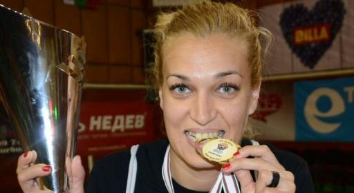 Радостина Димитрова празнува на днешния ден