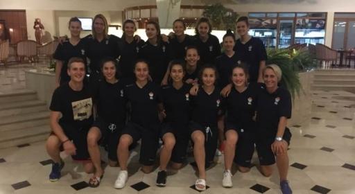 Гледайте на живо мача на момичетата (16) срещу Словакия