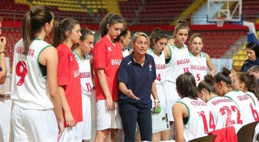 Момичета (16) ще играят за 13-о място на Европейското