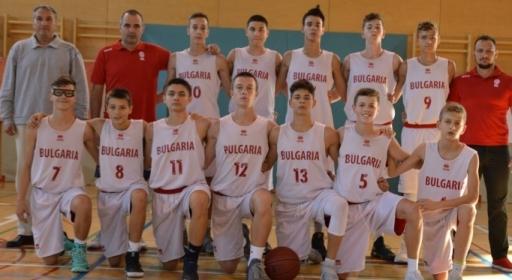 10-то място за момчетата (14) в Словения (видео)