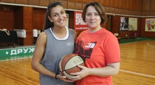 Фотогалерия от първата тренировка на Хасково 2012