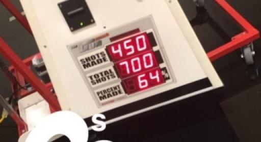 ДиМар ДиРозан вкара 450 тройки на тренировка!