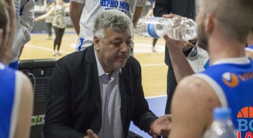 Спас Натов стана треньор на БК Хебър