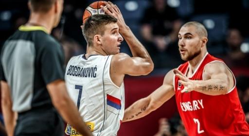 Сърбия 'прескочи' Унгария и влезе в осмицата