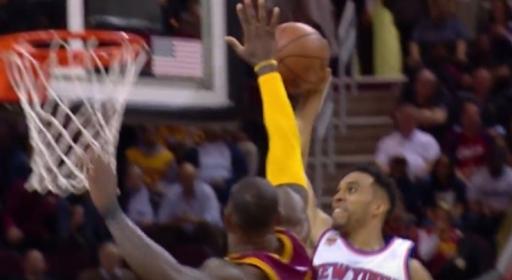 Най-добрите блокове ′с преследване′ за сезона в НБА (видео)
