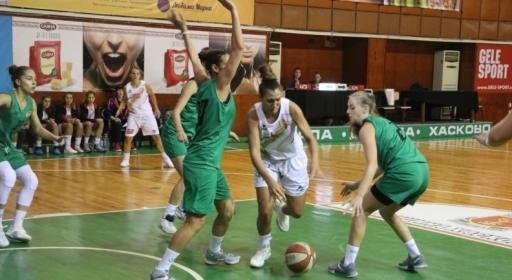 Фотогалерия от победата на Хасково 2012 срещу Берое Стара Загора