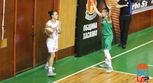 Хасково 2012 с нова победа срещу Берое Стара Загора