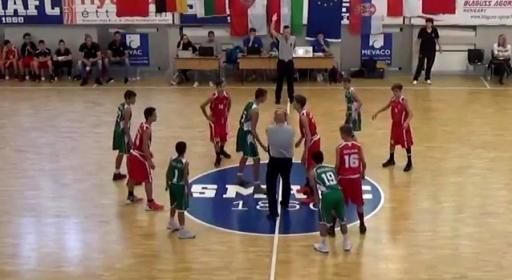 Балкан (14) с първи успех в Европейската лига