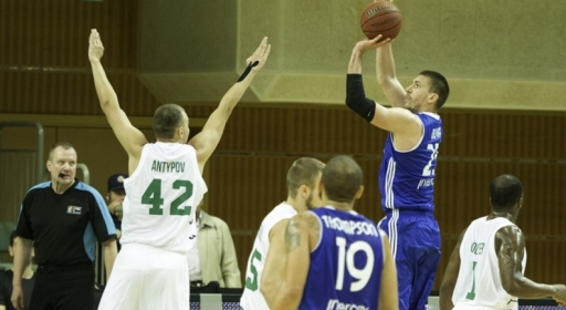 Ясен е последният отбор в групата на Лукойл Академик