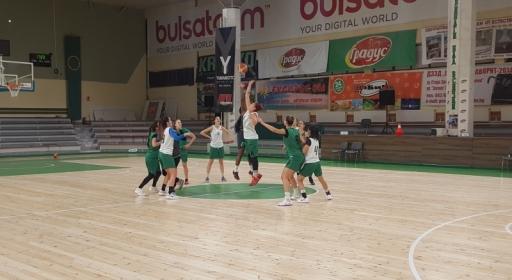 В Берое се надяват американките да вдигнат нивото и на българките