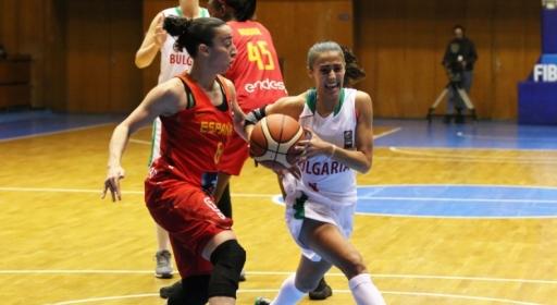 Европейският шампион не даде шанс на България